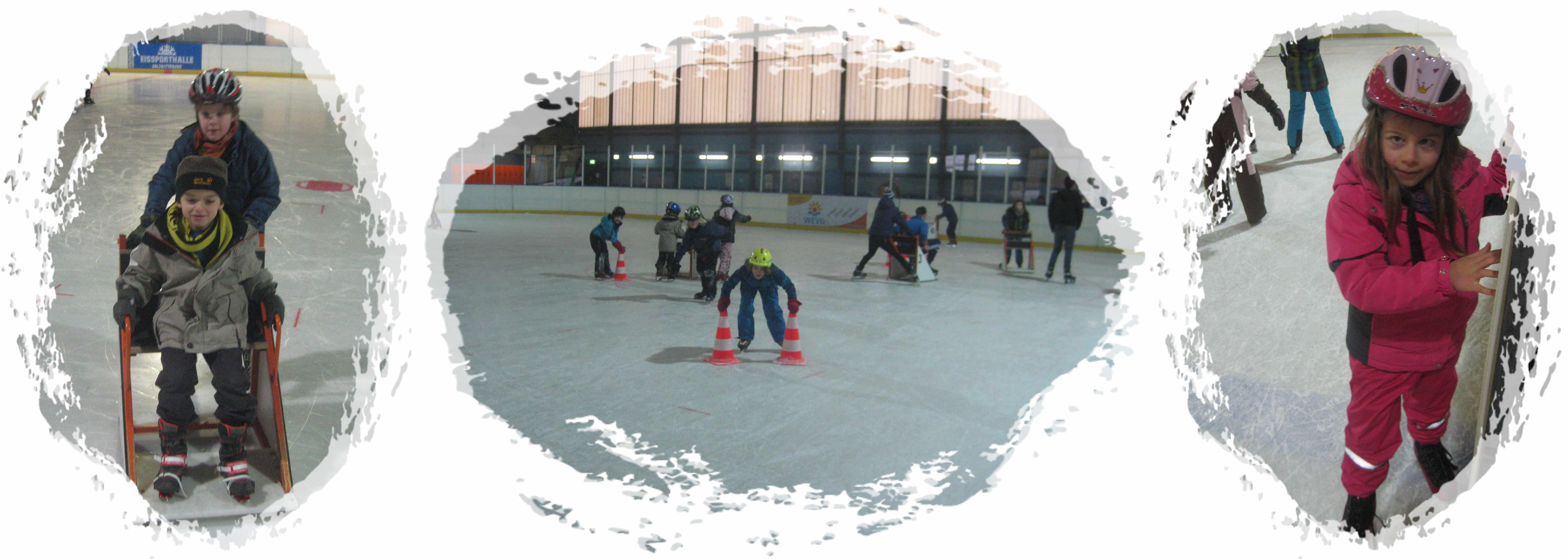Eislaufen - Draußentag am 22.01.2014
